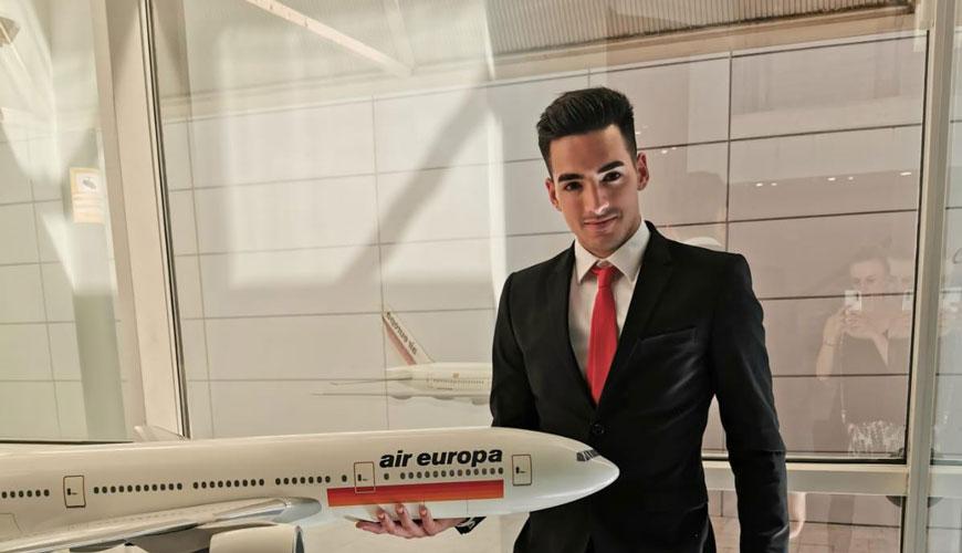 Assistenti di volo Accademia Meytaqui Barcellona