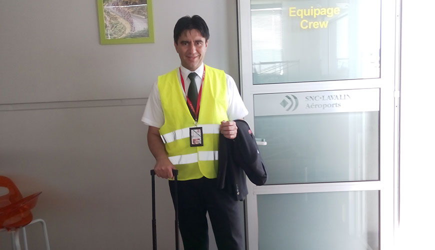 curso auxiliar de vuelo