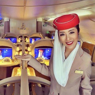 requisitos azafatas de vuelo