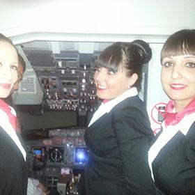 azafatas-vuelo-aeropuerto