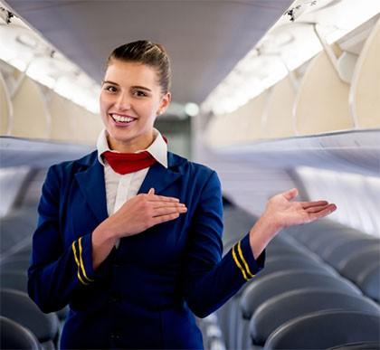 curso azafatas vuelo